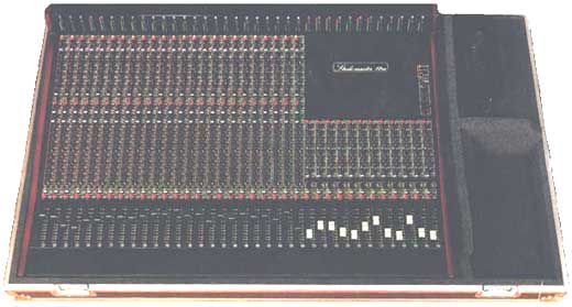 Studiomaster 12M monitor mixing console