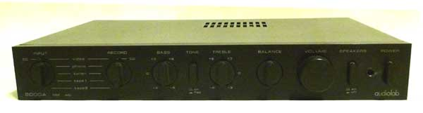 Audiolab 8000A integrated amplifier