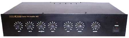 Eagle A70 100V PA line amplifier