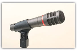 Audio-Technica ATM63HE dynamic microphone