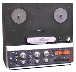 Revox B77 Mk2 analogue open reel recorder
