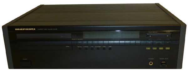 Marantz CD80 CD player
