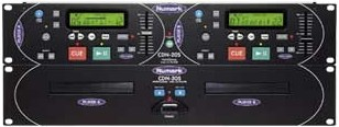 Numark CDN22 twin CD player