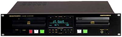 Marantz CDR500 CD recorder / duplicator