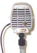Shure CR80H original vintage microphone customised