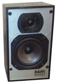 Bowers & Wilkins DM100 Series hi-fi loudspeaker