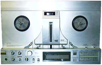 Teac GX77 ¼ track open reel recorder