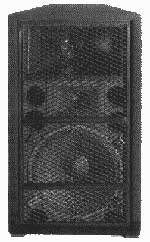 Shermann HD115 high definition three way bi-amp loudspeaker