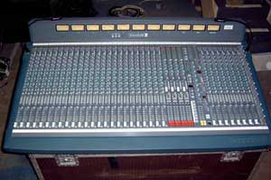 Soundcraft K3 mixing console