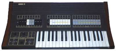 Kork KP30 monophonic analogue synthesiser