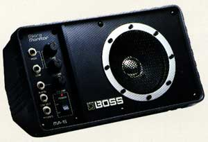 Boss MA15A micro powered monitor loudspeaker