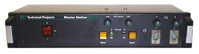 Tecpro MS721 master station wired communication system