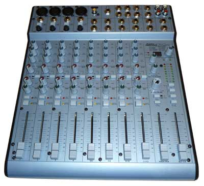 Alesis Multimix 12USB analogue mixing console