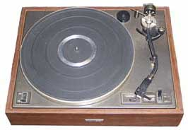 Pioneer PL12D belt drive hi-fi turntable