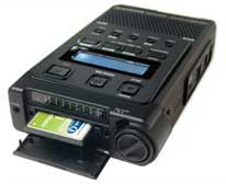 Marantz professional digital PC card recorder