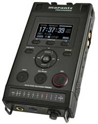 Marantz professional digital SD card recorder
