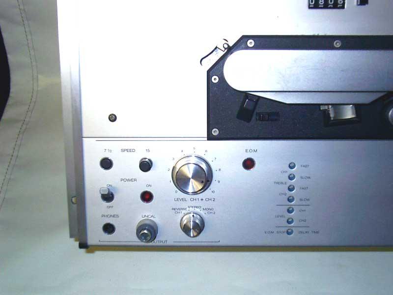 Revox Pr99 Open Reel Analogue Studio Master Tape Player
