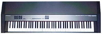 Roland RD300 digital stage piano
