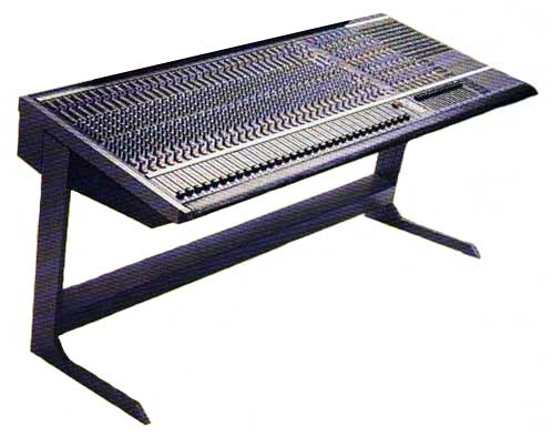 Allen & Heath Saber 40 channel theatre / studio mixing console