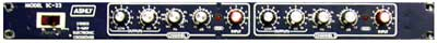 Ashley SC22 analogue stereo crossover