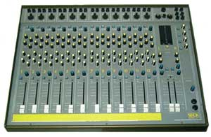 Seck 12.2 mk1 stereo mixing console