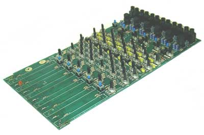 reclaimed Seck 6 channel (1-6) input board for 6.2 Mk1 or 12.2 Mk1