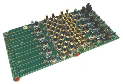 reclaimed Seck RE701 6 channel (1-6) input board for 6.2 Mk2 or 12.2 Mk2 or 24.2 Mk2