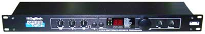 Digitech Studio Twin stereo digital programmable effects processor