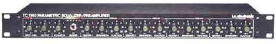 TC1140 4 band parametic equaliser