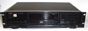 Aiwa XC333 CD player