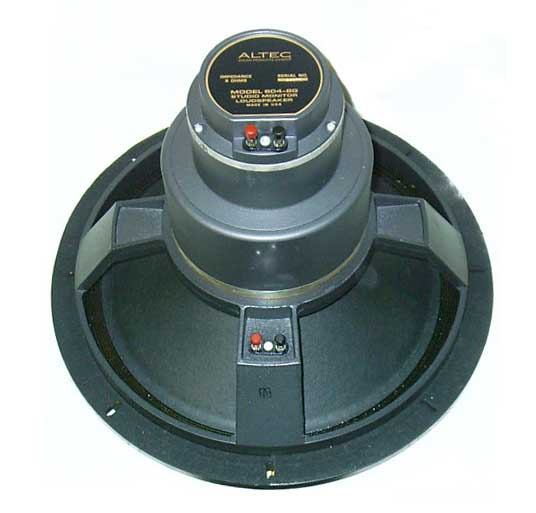 abd98b573 Vintage, original, chassis loudspeaker drivers. Free data sheet by ...