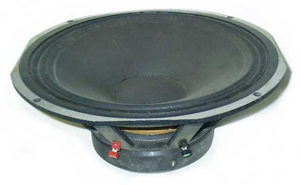 Vintage, original, chassis loudspeaker drivers  Free data